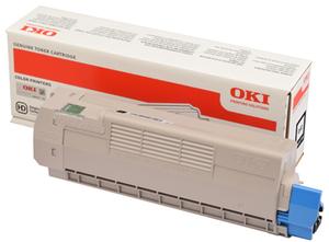 OKI Toner 46507508 Black 46507508