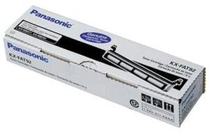Panasonic KX-FAT92X Toner schwarz Standardkapazität 2.000 Seiten 1er-Pack KX-FAT92X
