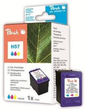 PEACH Tinte HP C6657AE Nr. 57 color 311322