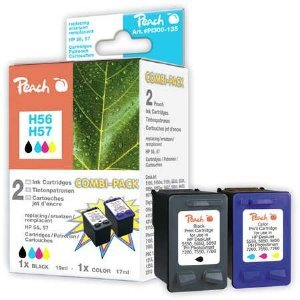 PEACH Tinte HP C6656AE / C6657AE 313032