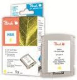 PEACH Tinte HP C9393AE Nr. 88XL yellow 313254