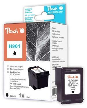PEACH Tinte HP CH563EE+CH564EE Nr. 301XL PI100-399