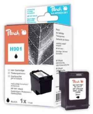 PEACH Tinte HP CC654AE+CC656AE Nr. 901XL 316260