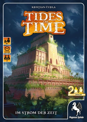 Pegasus Spiele Tides of Time: Im Strom der Zeit 18316G