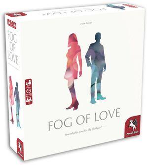 Pegasus Spiele Fog of Love (deutsche Ausgabe) 57150G