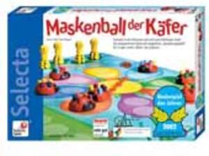 Pegasus Spiele Maskenball der Käfer *Kinderspiel des Jahres 2002* 66001G