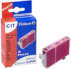 Pelikan Pelikan BCI-3e pm für Canon BJC-3000, 6000, 6100, 6200, 6500 / S400, 336767