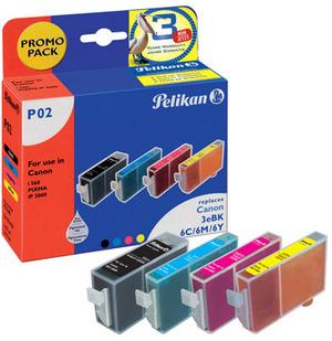 Pelikan 4 Ink cartridges 353481