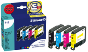 Pelikan 4 Ink cartridges 361400