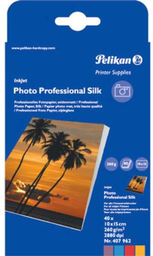 Pelikan für Photo Professional Paper, silk 10 x 15 407962