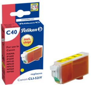 Pelikan Tinte gelb (Canon CLI-521) 4103277