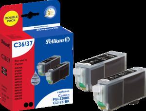 Pelikan Tinte bk (PGI-520bk,CLI-521bk) 4105615