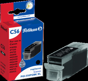 Pelikan Tinte bk (Canon CLI-550 XL ) 4109996