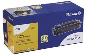 Pelikan Toner HP CC531A cyan 4207180