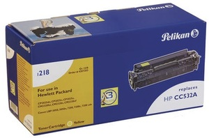 Pelikan Toner HP CC532A yellow 4207203