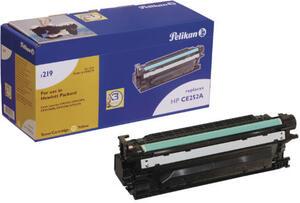 Pelikan Toner baugleich CE252A gelb 4208279