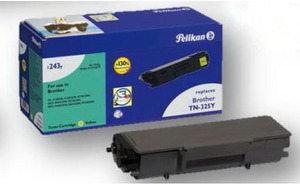 Pelikan Toner gelb (Brother TN-325Y) 4213679