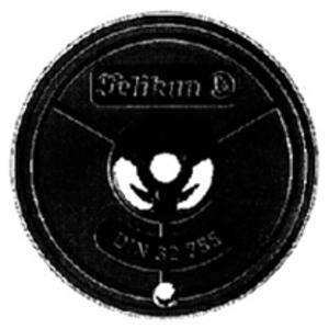 Pelikan Ribbon Nylon, black 520833