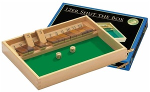 Philos Shut The Box - 12er 593120