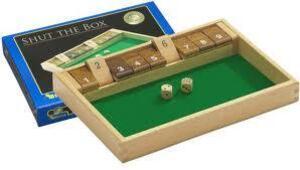 Philos Shut The Box 9er - Bambus 593270