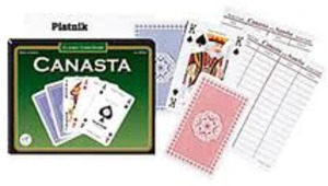 Piatnik Classic - Canasta, ZK ** 6825553