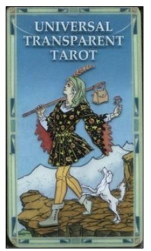 Piatnik Tarot, Universal Transparent ** 6827109