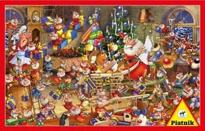 Piatnik F. Ruyer - Santa 1000 Teile 53794