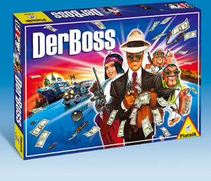Piatnik Piatnik Der Boss 64472