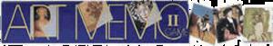 Piatnik Art Memo II Piatnik;7069