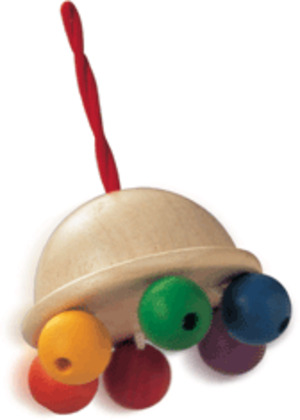 PlanToys Plan Toys DREH-GLOCKE 282152080