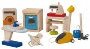 PlanToys Haushaltzubehör für Puppenhaus 9710