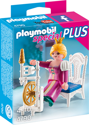 playmobil Prinzessin mit Spinnrad 4790A1