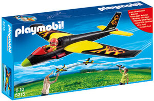 playmobil Fire Flyer 5215A1