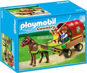 playmobil Kinder-Ponywagen 5228A1