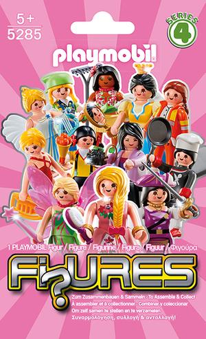 playmobil PLAYMOBIL-Figures Girls (Serie 4) 5285