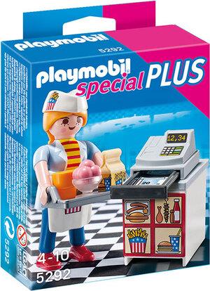 playmobil Serviererin mit Kasse 5292A1