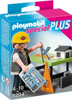 playmobil Archhitekt mit Modellbau 5294A2