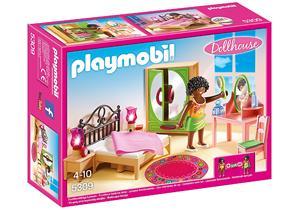 playmobil Schlafzimmer mit Schminktischchen 5309A1