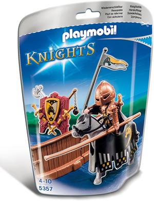 playmobil Turnierkämpfer Wildpferde-Clan 5357