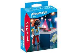 """playmobil DJ """"Z"""" 5377"""