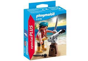 playmobil Pirat mit Kanone 5378