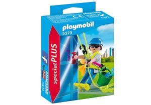playmobil Gebäudereiniger 5379A1