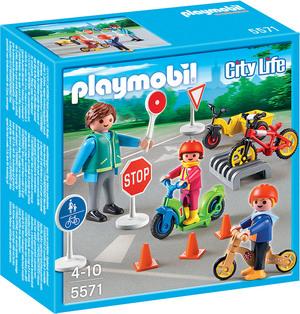 playmobil Sicher im Strassenverkehr 5571