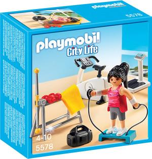 playmobil Fitnessraum 5578A1