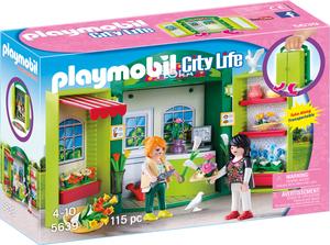 "playmobil Aufklapp-Spiel-Box ""Blumenladen"" 5639"