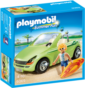 playmobil playmobil Surf-Roadster 6069A2