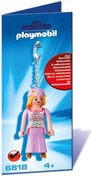 playmobil playmobil Schlüsselanhänger Prinzessin 6618