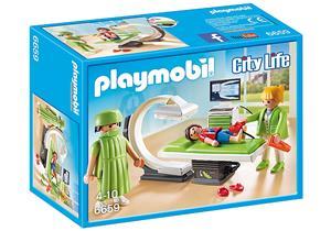 playmobil Röntgenraum 6659A1