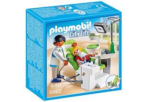 playmobil Zahnarzt 6662A1