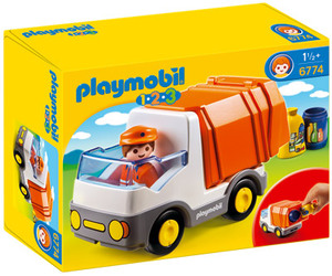 playmobil Müllauto 6774